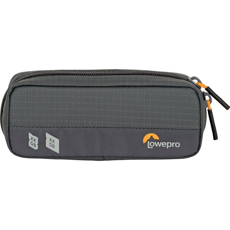 Футляр LowePro GearUp Memory Wallet 20D Dark Grey LP37186-PWW