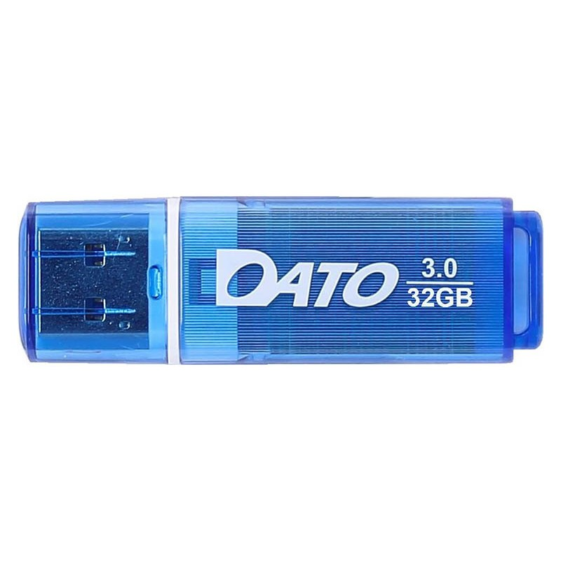 USB Flash Drive 32Gb - Dato DB8002U3 USB 3.0 Blue DB8002U3B-32G