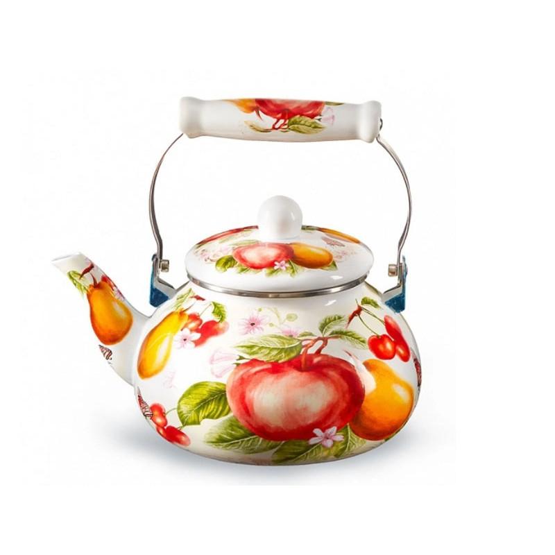 Чайник Metalloni Фруктовый сад EM-251X1/37 2.5L