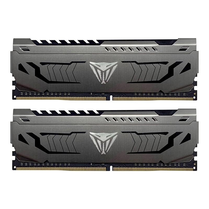 Модуль памяти Patriot Memory Viper DDR4 DIMM 3000MHz PC4-24000 - 32Gb KIT (2x16Gb) PVS432G300C6K