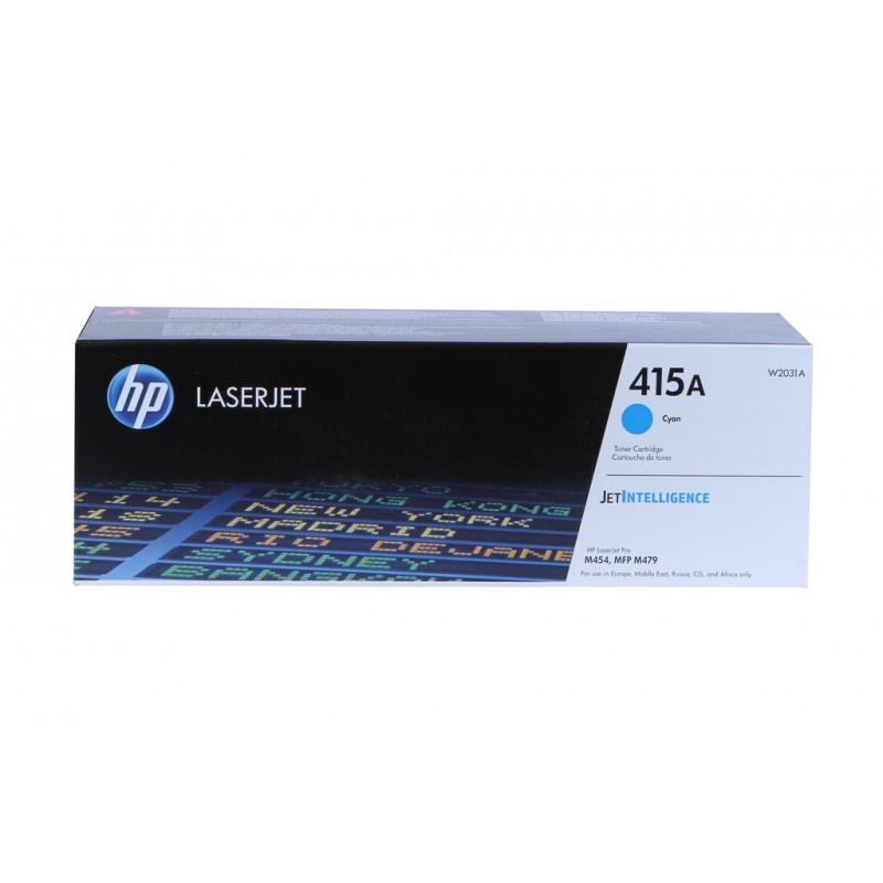 Картридж HP W2031A Cyan