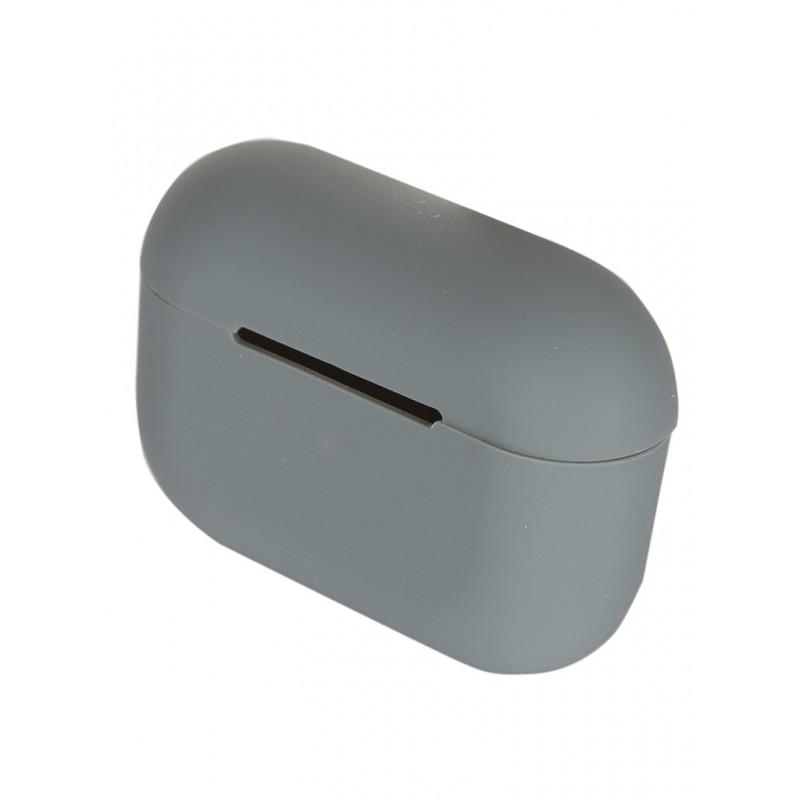 Чехол Red Line для зарядного кейса AirPods Pro Silicone Grey УТ000019186