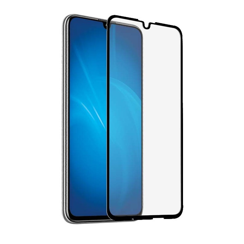 Защитный экран Red Line для Honor 10i Full Screen Tempered Glass Black УТ000017647