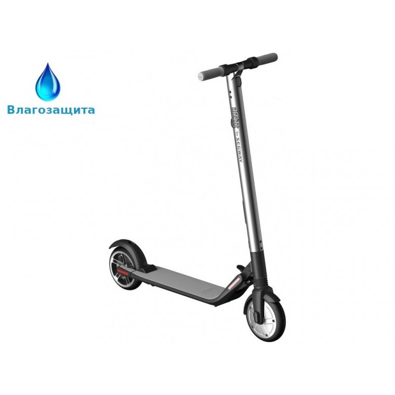 Электросамокат Ninebot By Segway KickScooter ES2 Влагозащита