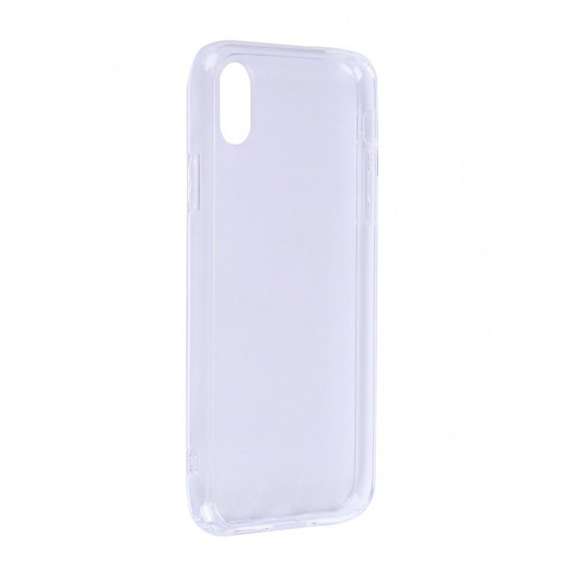 Чехол iBox для APPLE iPhone XR Blaze Silicone Transparent Frame УТ000020834