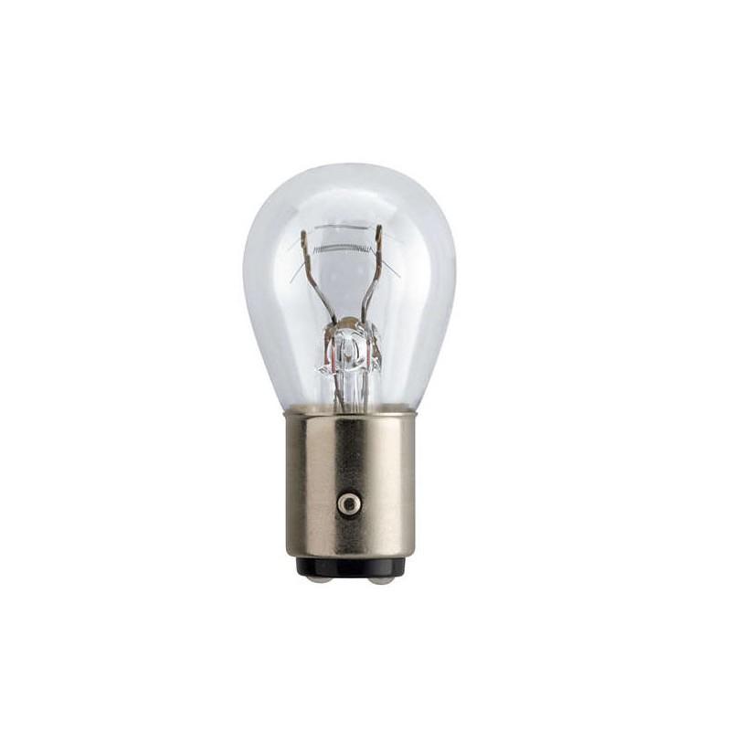 Лампа Philips P21/5W BAY15d 12V-21/5W 12499B2 (2 штуки)