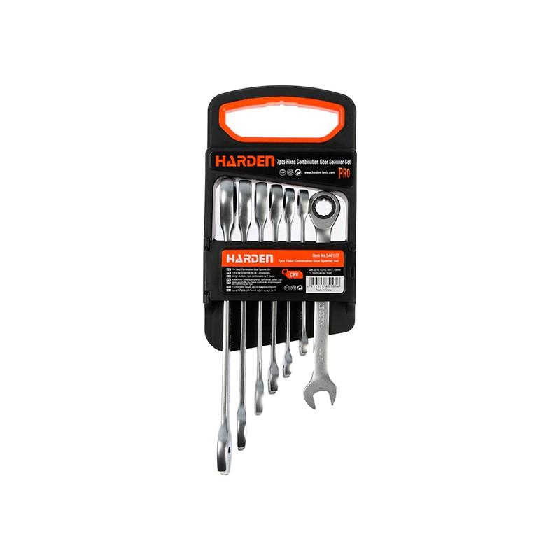 Набор ключей Harden 540117