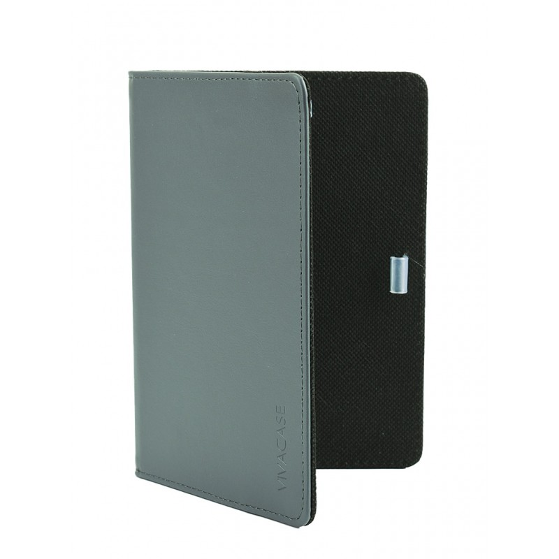 Аксессуар Чехол Vivacase для PocketBook 616/627/632 Basic Leather Grey VPB-C616CG