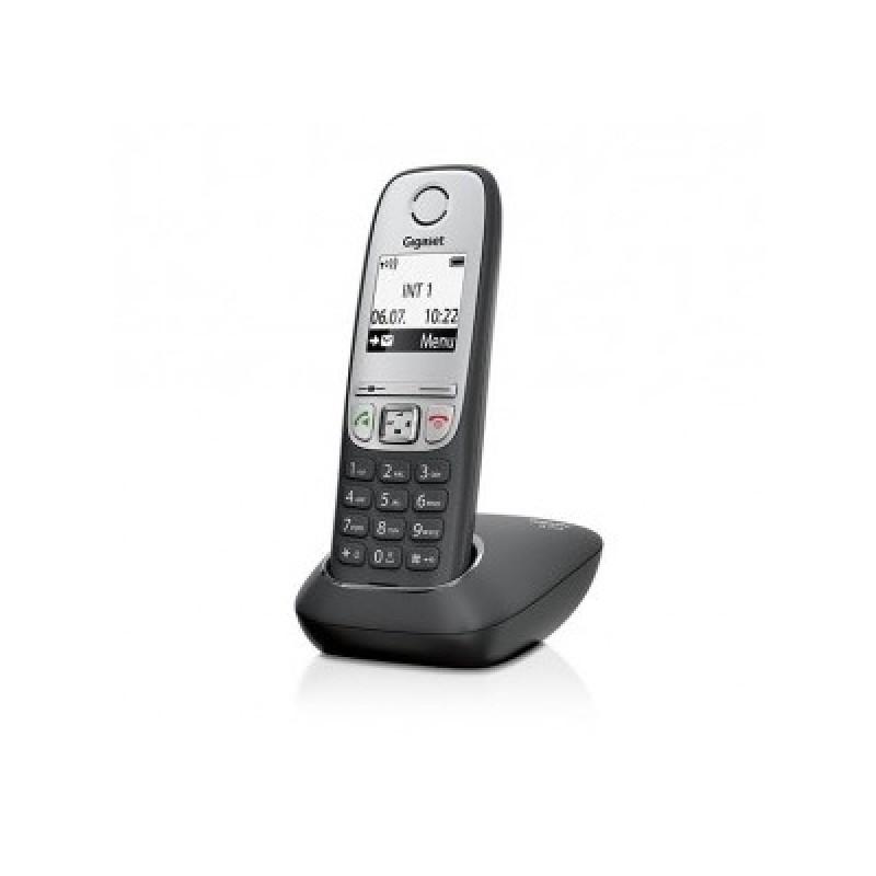 Радиотелефон Gigaset A415 Black