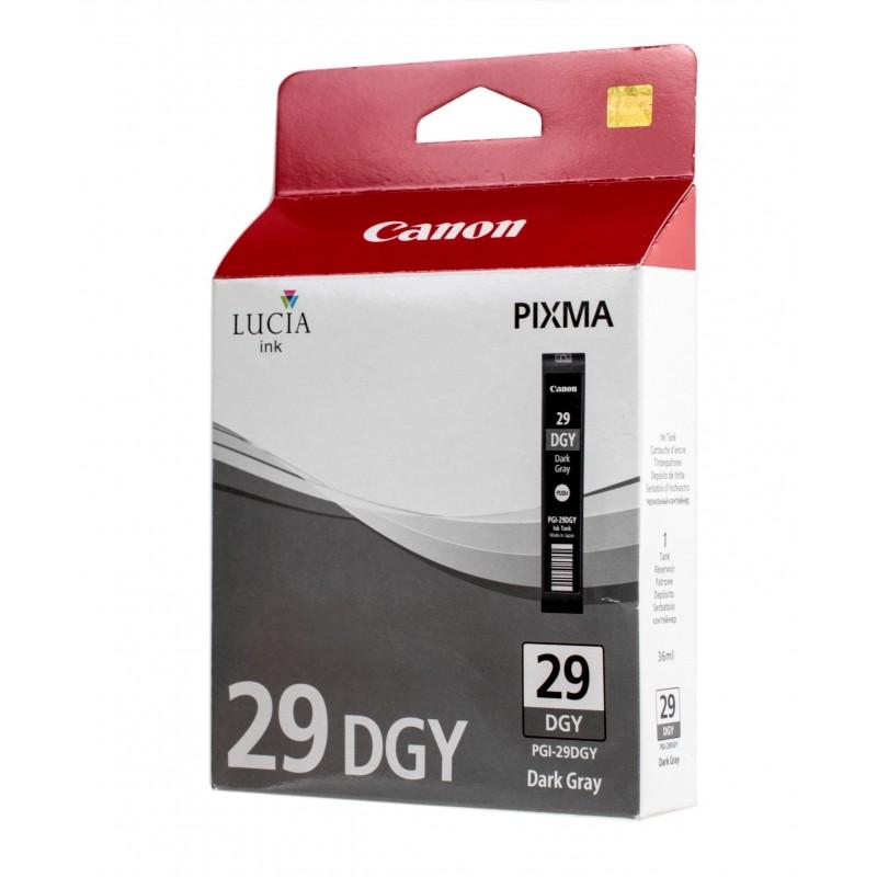 Картридж Canon PGI-29DGY Dark Gray для Pixma Pro 1 4870B001