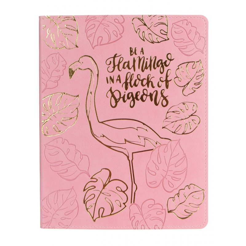 Дневник школьный для 1-11 класса Brauberg Фламинго 48 листов 105970