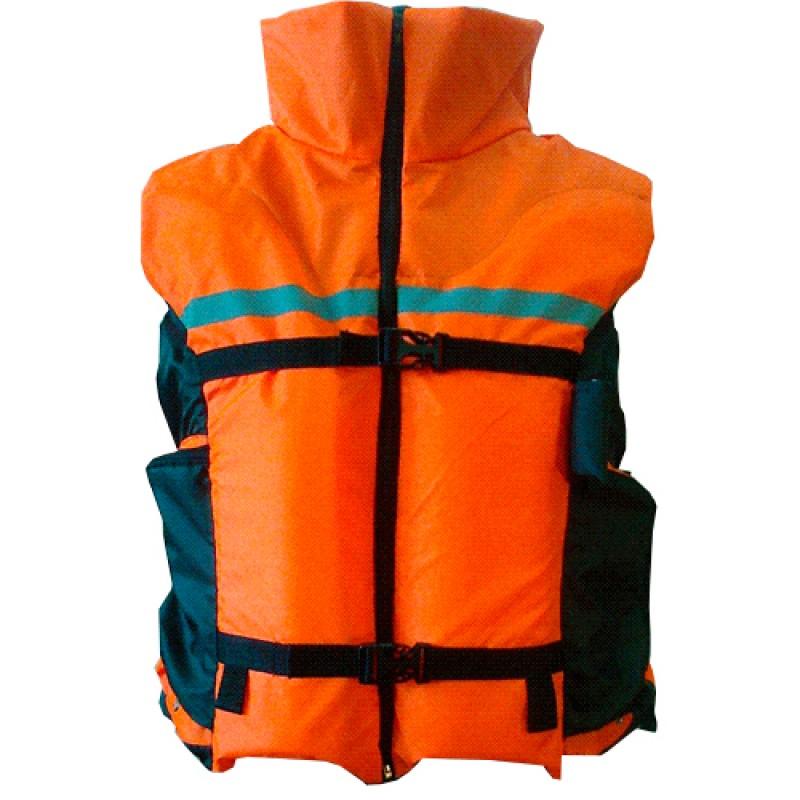 Спасательный жилет Таежник Сильвер-2 р.52-56 Orange