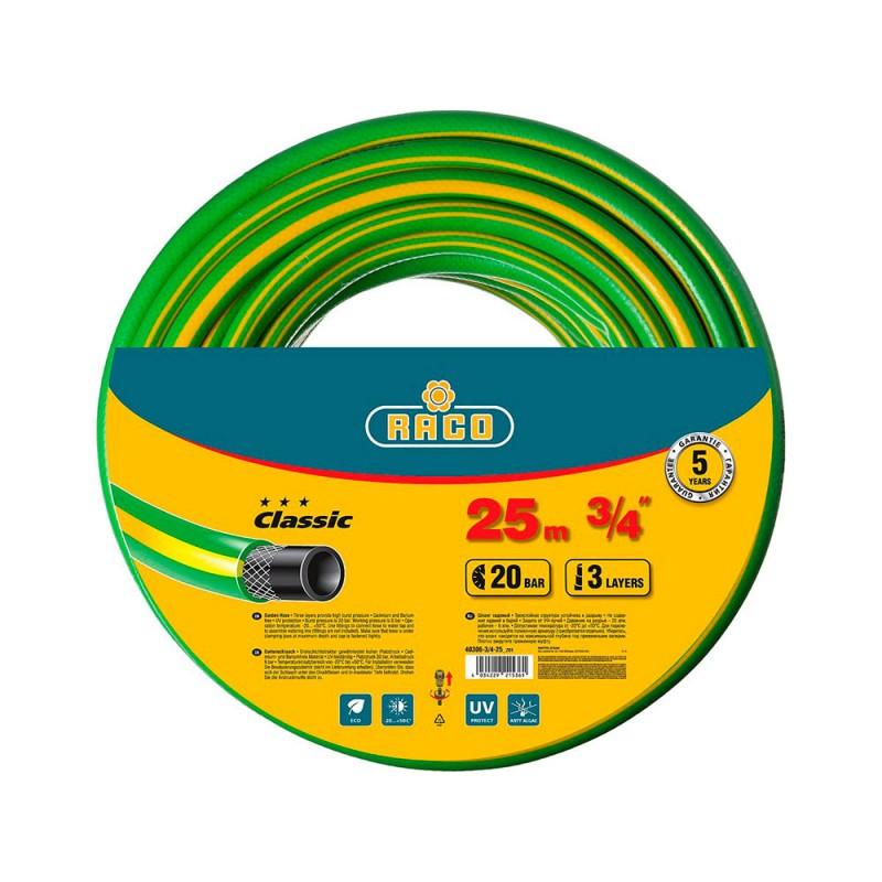 Шланг Raco Classic 3/4x25m 40306-3/4-25 / z01