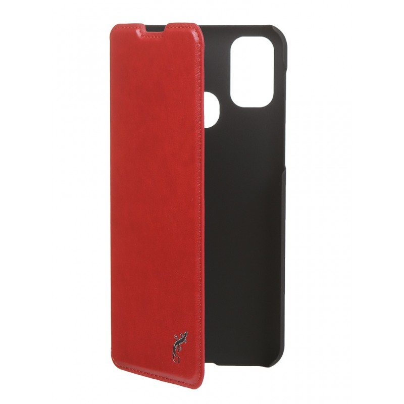 Чехол G-Case для Samsung Galaxy M21 Slim Premium Red GG-1253