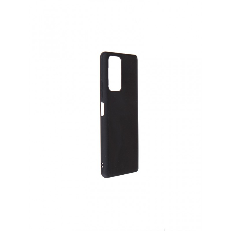 Чехол Zibelino для Xiaomi Redmi Note 10 Pro Soft Matte Black ZSM-XIA-RDM-NOT10PRO-BLK