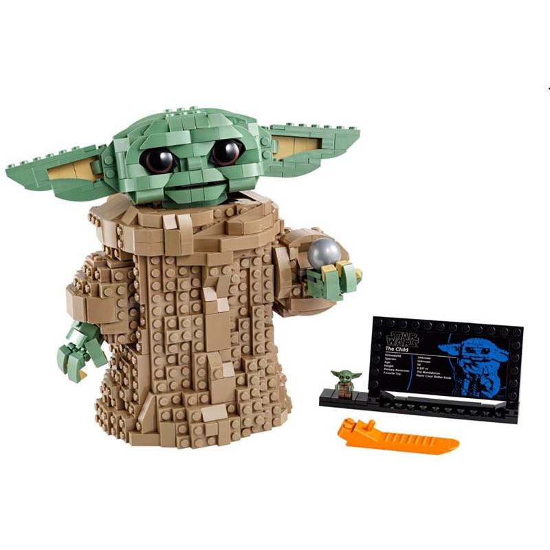 Lego Star Wars Малыш 1073 дет. 75318