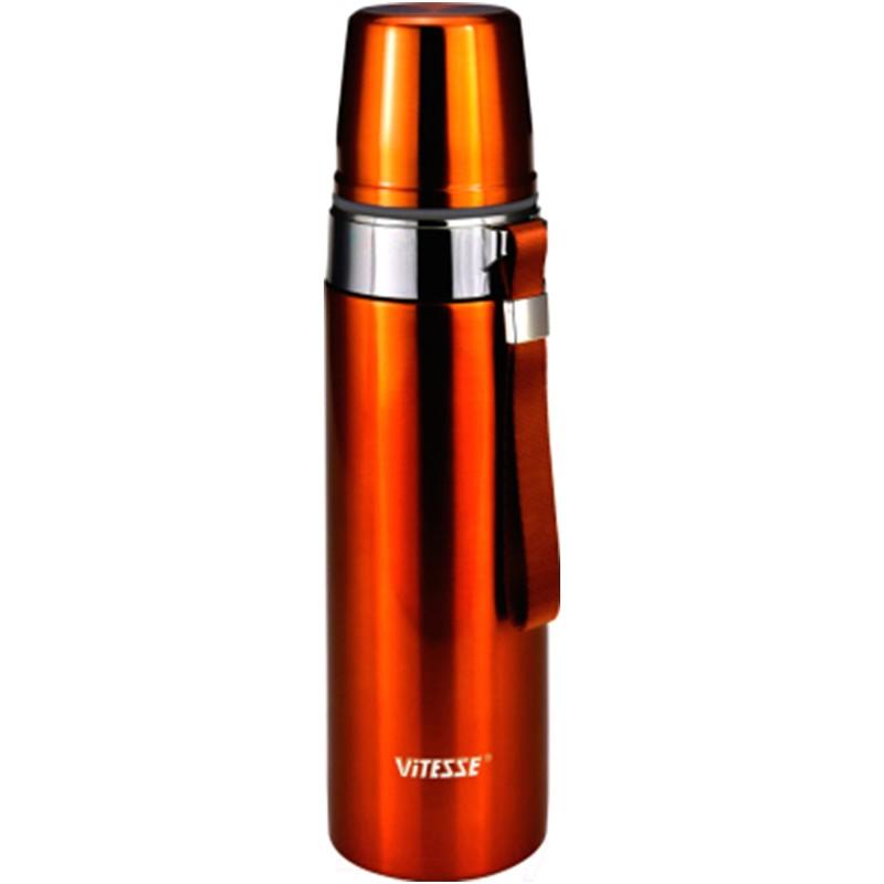 Термос Vitesse 1L VS-2634 Orange