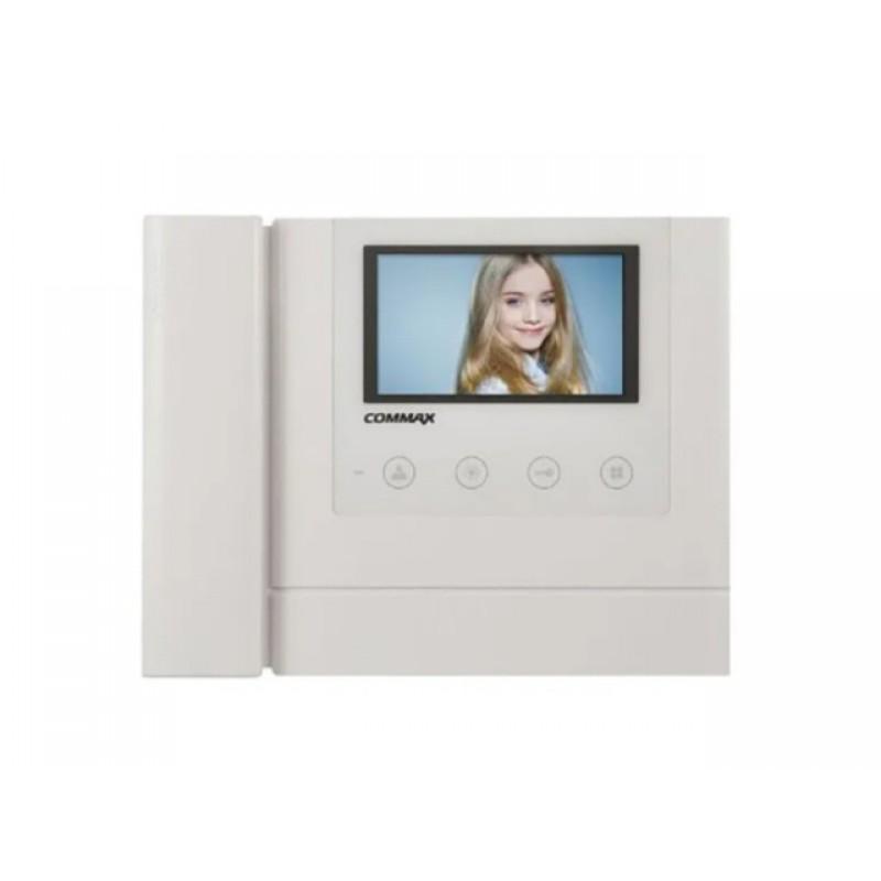 Видеодомофон Commax CDV-43MH Metalo White