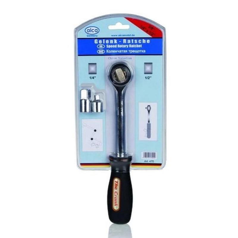 Ключ трещотка Alca 470000