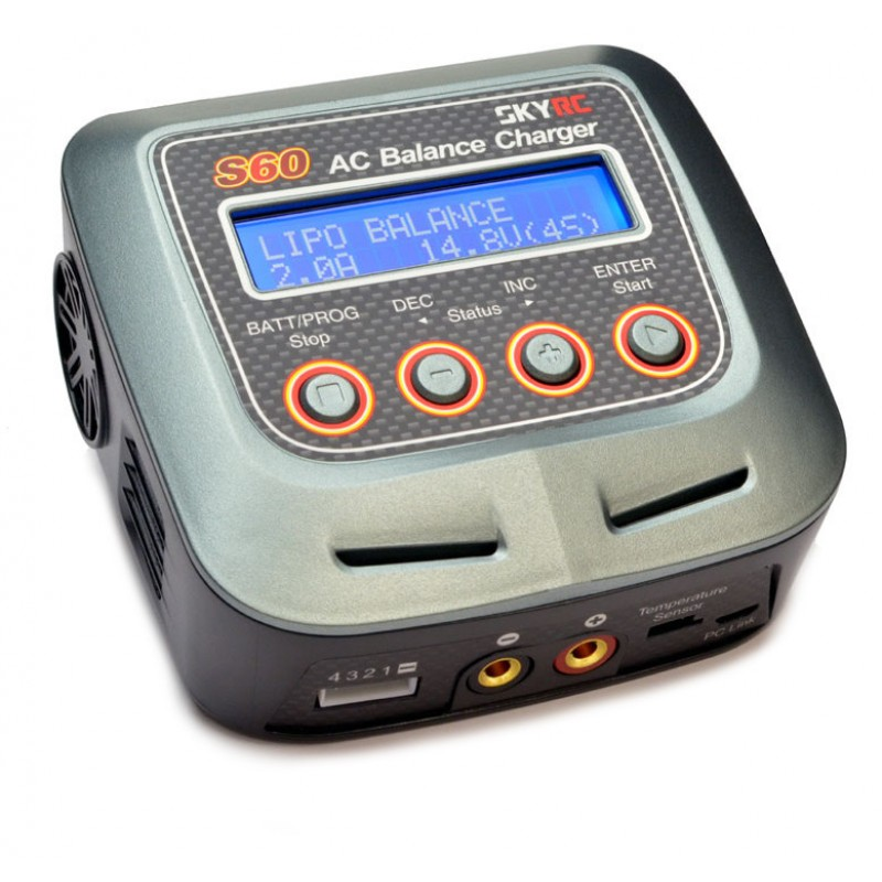 Зарядное устройство SkyRC S60SK-100106-01