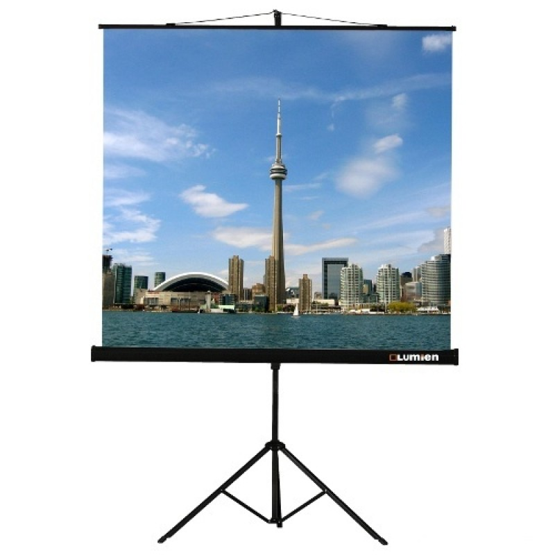 Экран Lumien Eco View 150x150cm Matte White LEV-100101