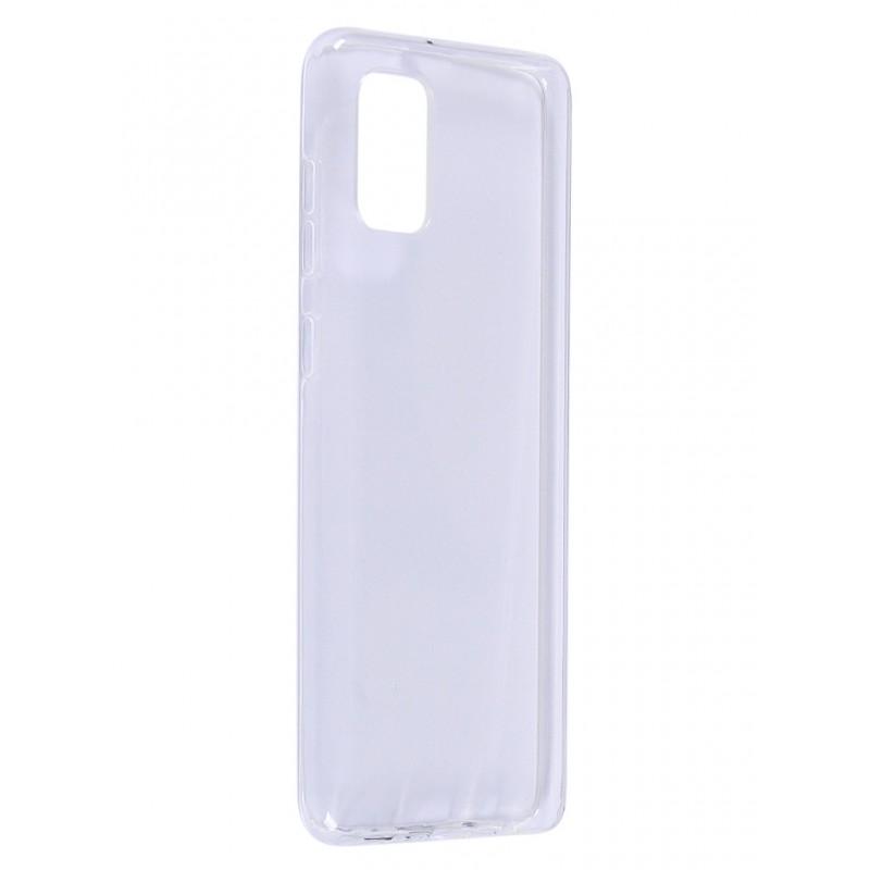 Чехол iBox для Samsung Galaxy A31 Crystal Silicone Transparent УТ000020424