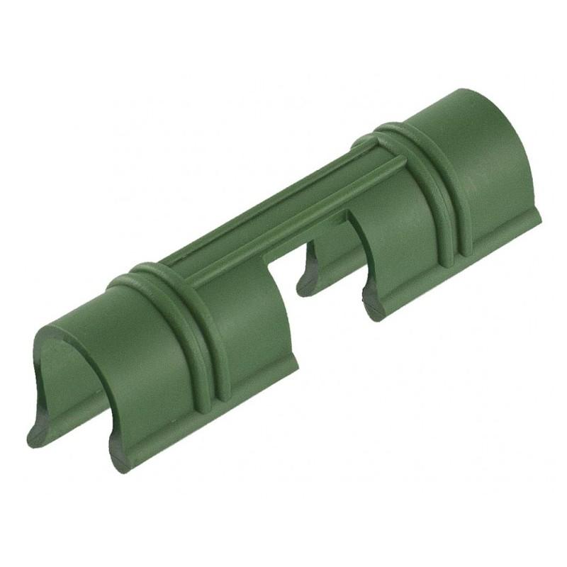 Зажим для крепления пленки Palisad d-12mm 20шт 64429