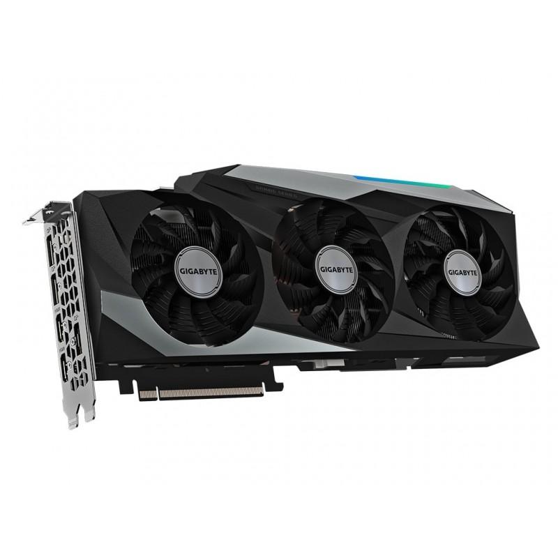 Видеокарта GigaByte GeForce RTX 3090 Gaming OC 24G 1710Mhz PCI-E 4.0 24576Mb 19500Mhz 384-bit 2xHDMI 3xDP HDCP GV-N3090GAMING OC-24GD