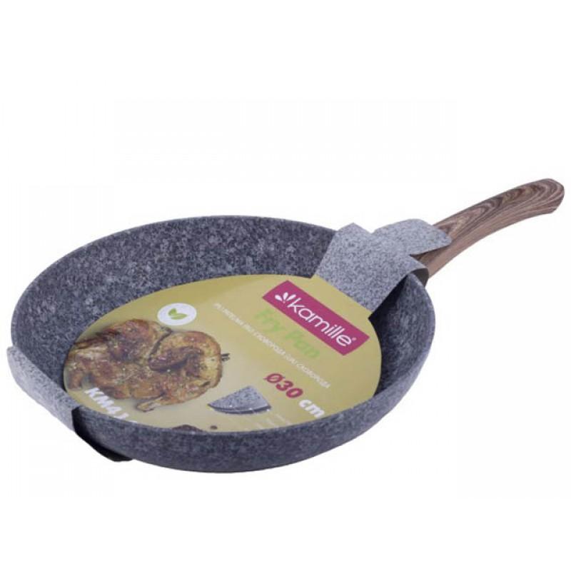 Сковорода Kamille 30cm KM-4164