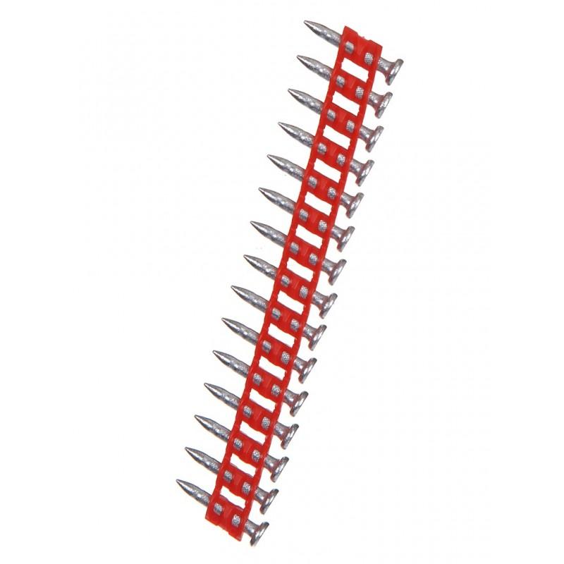 Гвозди DeWalt DCN8903022 для DCN890 по бетону 3.0x22mm 1005шт