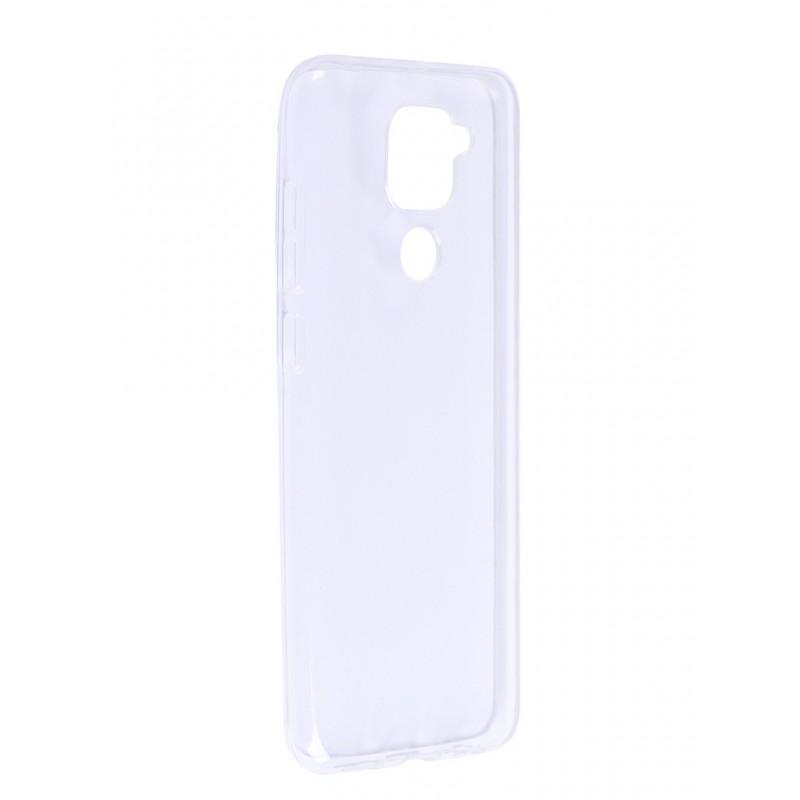 Чехол iBox для Xiaomi Redmi Note 9 Crystal Silicone Transparent УТ000021110