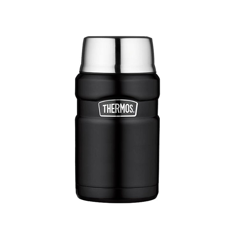 Термос Thermos King SK-3020 710ml Black Stainless 918093