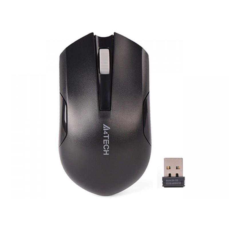 Мышь A4Tech A4 V-Track G3-200NS Black USB