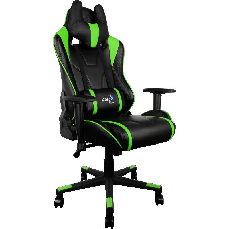 Компьютерное кресло AeroCool AC220 AIR-BG