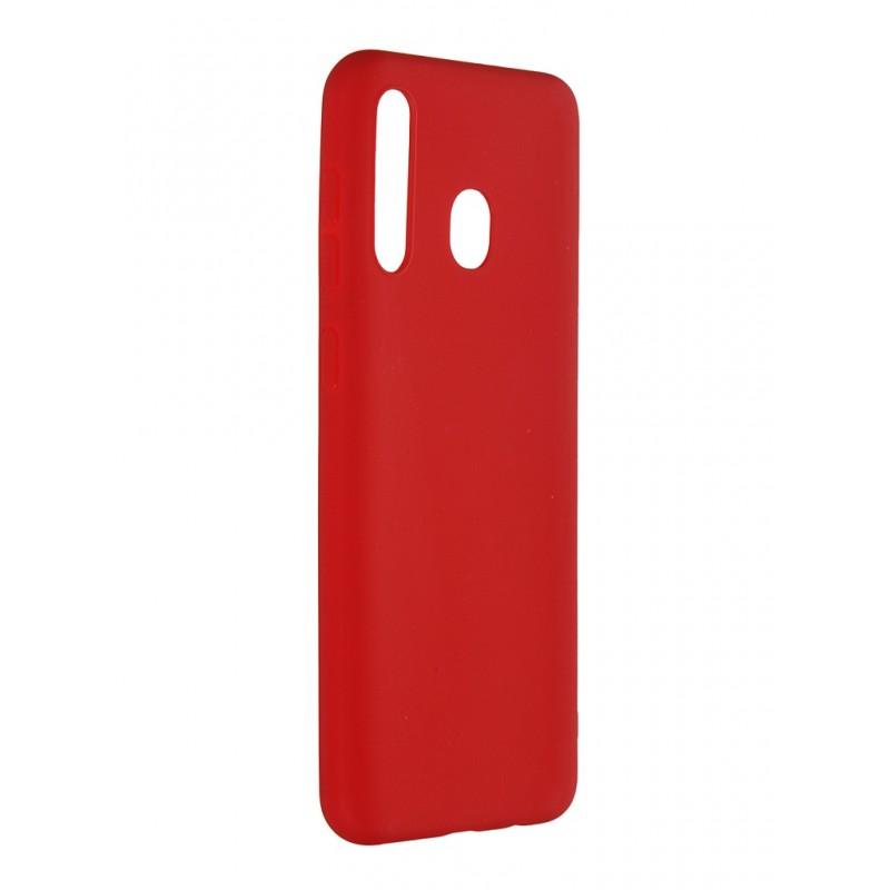 Чехол Pero для Samsung Galaxy M20 / A20 Soft Touch Red СС01-M20R