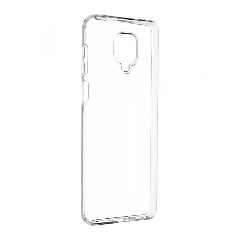 Чехол Activ для Xiaomi Redmi Note 9S/RedmiNote 9 Pro ASC-101 Puffy 0.9mm Transparent 116624
