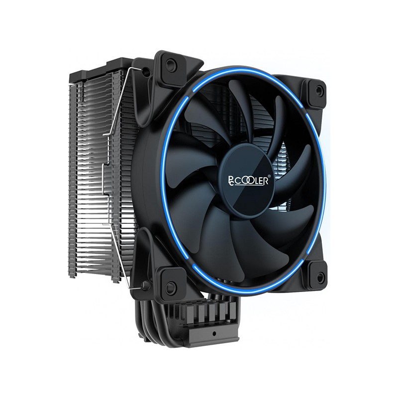 Кулер PCcooler GI-X6B V2 (Intel S775/115X/20XX// AMDAM2/AM3/AM4)