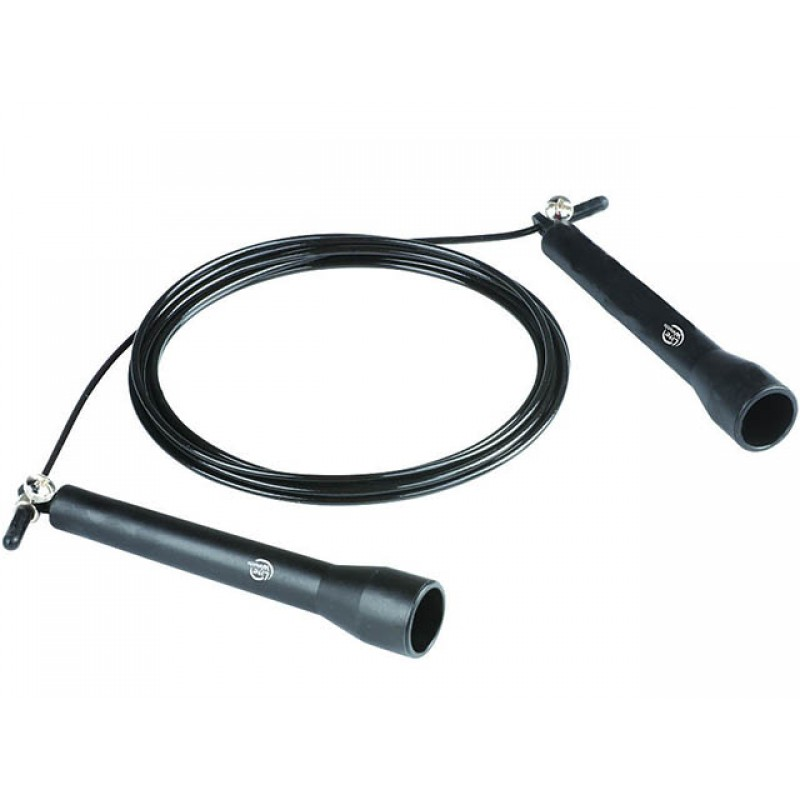 Скакалка Lite Weights 300cm Black 0148LW