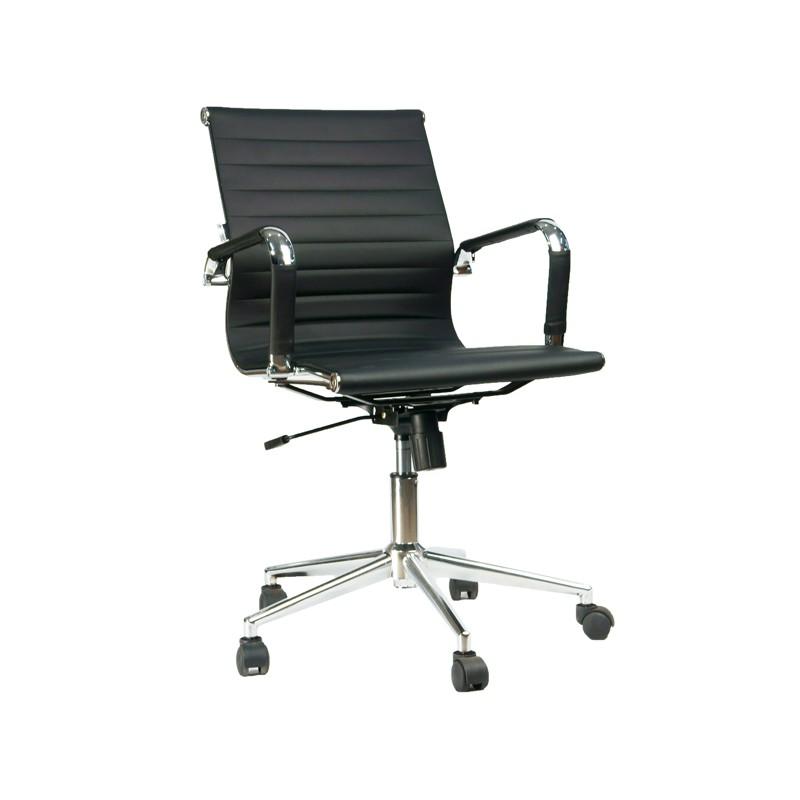 Компьютерное кресло Everprof Leo T Black