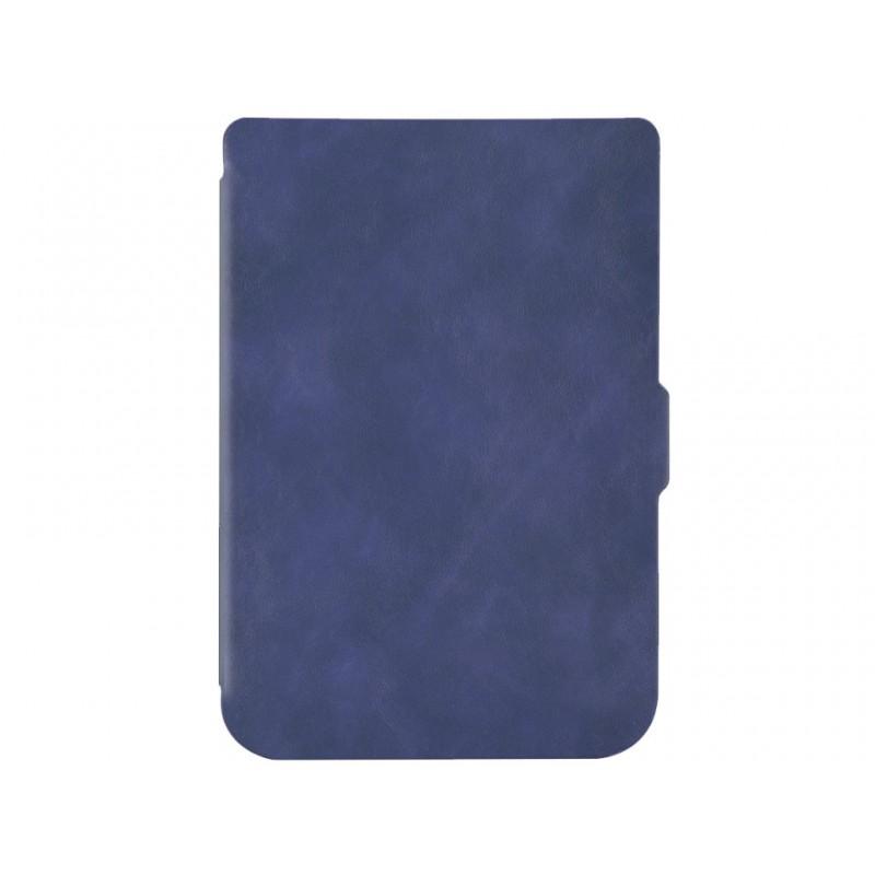 Аксессуар Чехол BookCase для PocketBook 606/616/627/628/632/633 Dark Blue BC-632-DBLU