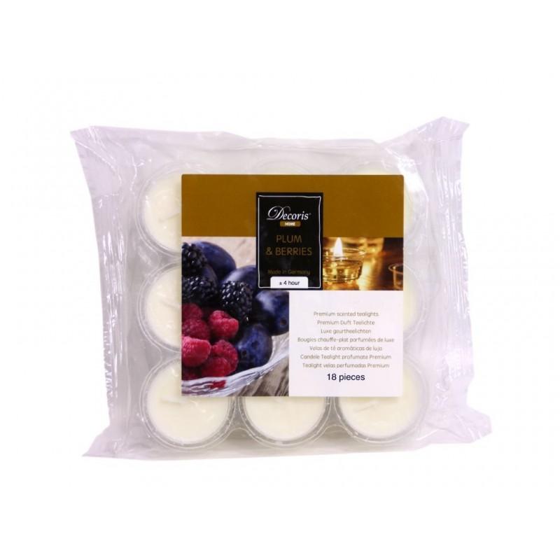 Набор ароматических свечей Kaemingk Чайных 1.9cm 18шт 204761-2