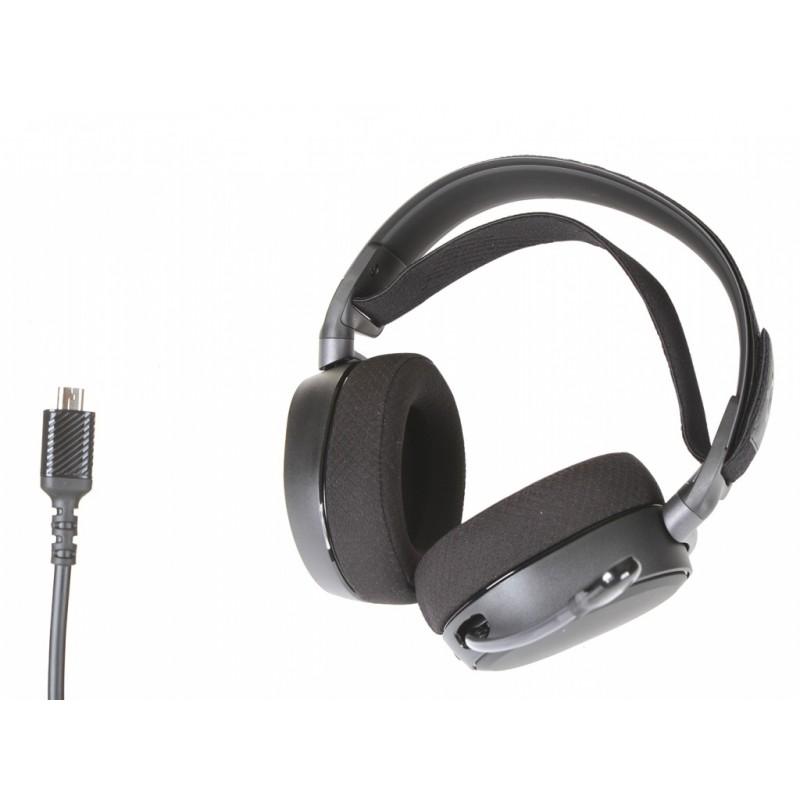 Наушники SteelSeries Arctis Pro Black 61486