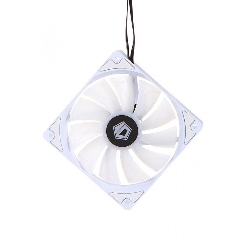 Вентилятор ID-Cooling Fan XF-12025-ARGB-WHITE 120mm