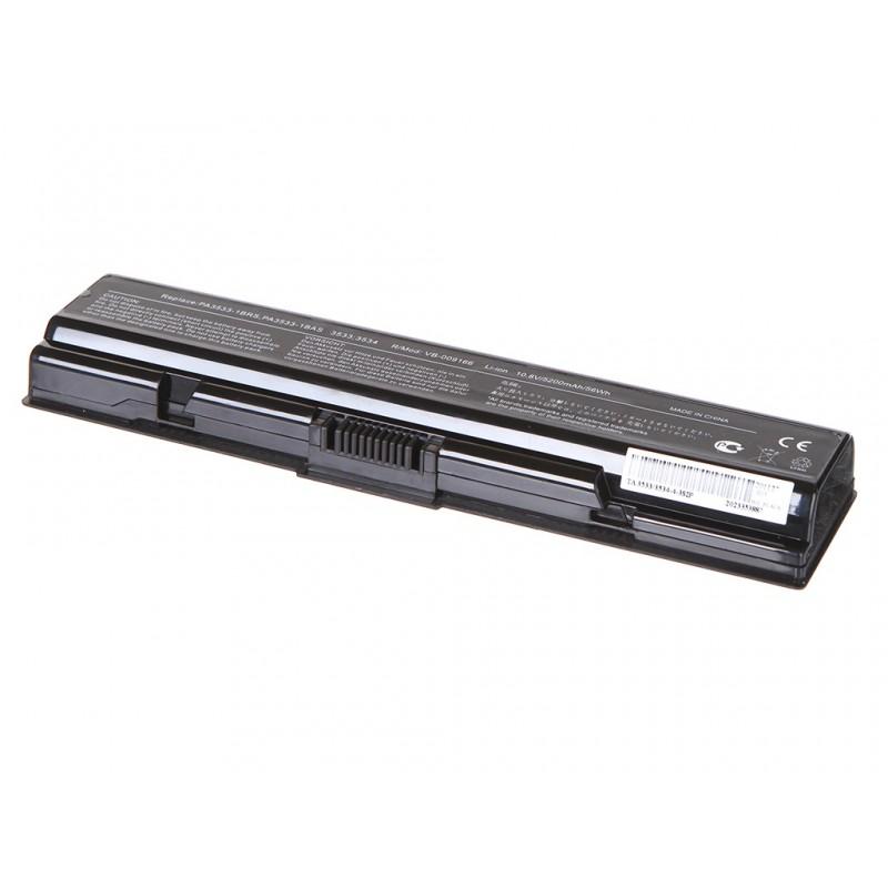Аккумулятор Vbparts для Toshiba A200 / A215 / A300 / L300 / L500 52Wh OEM 009166