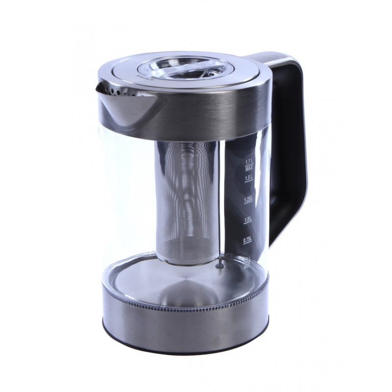 Чайник Kitfort KT-651 1.7L Steel