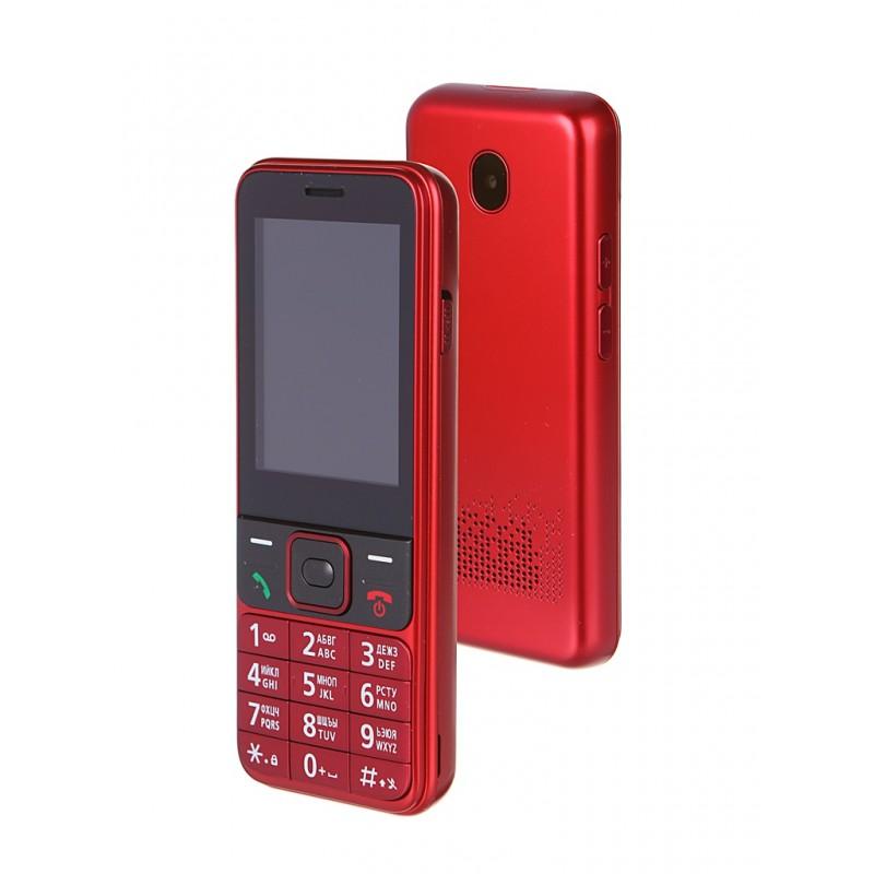 Сотовый телефон Panasonic KX-TF200RU Red