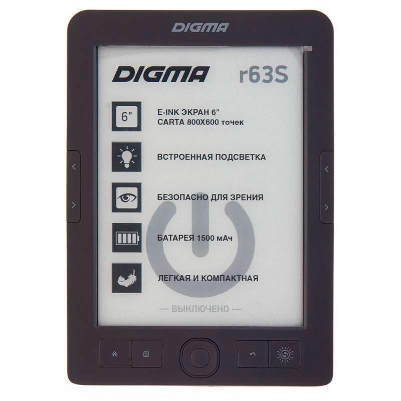 Электронная книга Digma R63S