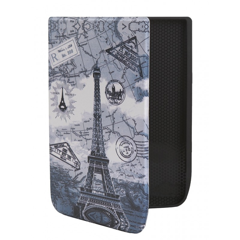 Аксессуар Чехол BookCase для Pocketbook 740 Print Tower BC-PB740-SF-TWR
