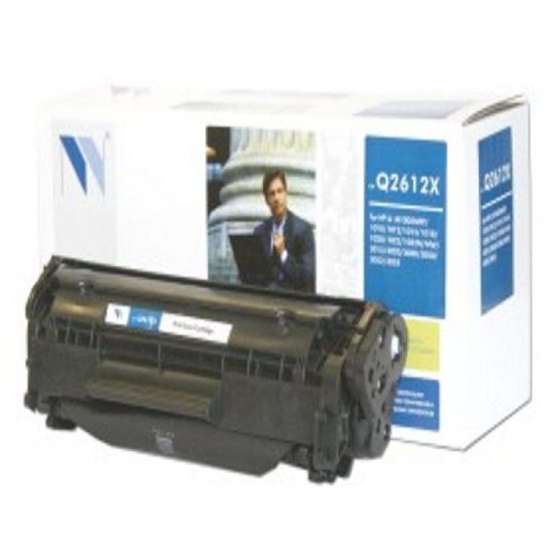 Картридж NV Print Q2612X для LJ 1010/1012/1015/1020/1022/3015/3020/3030