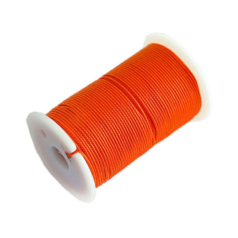 Шнур полиамидный Solaris S6301 1.2mm x 70m Orange